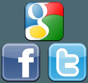 Login using social media
